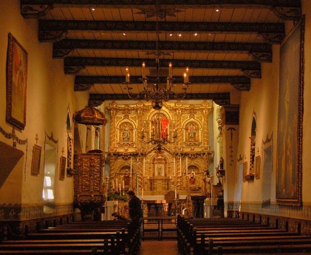 Mission SJC Altar