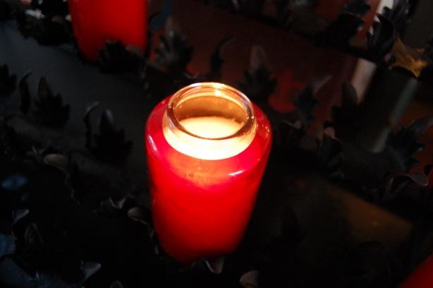 Mission SJC Candle