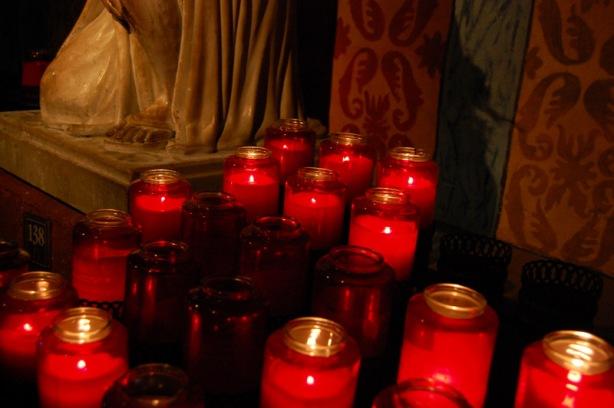 Mission SJC candles